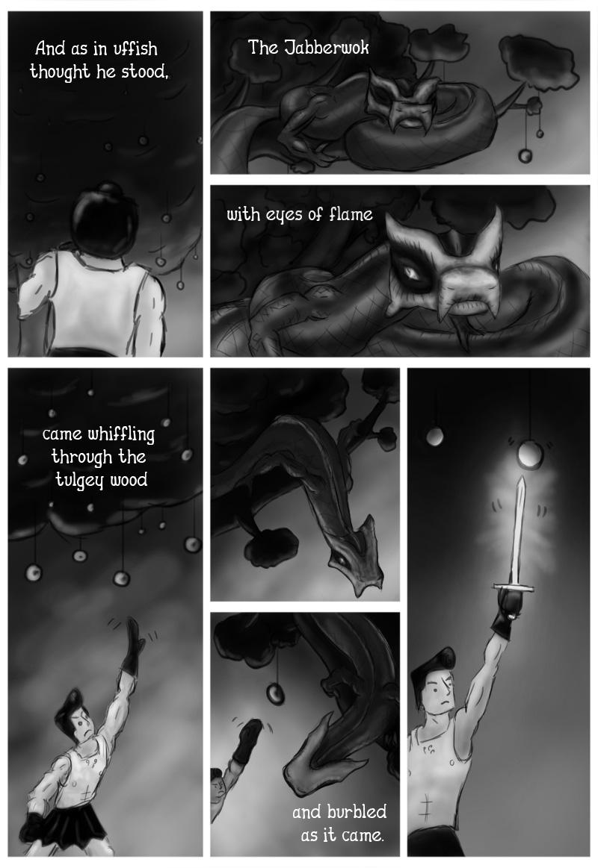 Jabberwocky - page 8