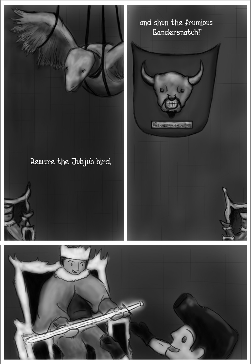 Jabberwocky - page 4